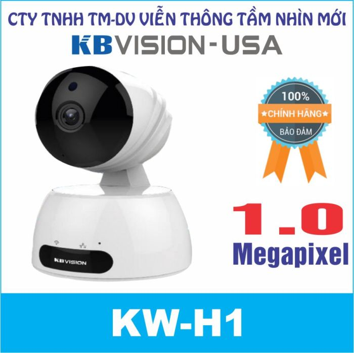 Camera Home IP KBWIN KW-H1 - 990.000VNĐ