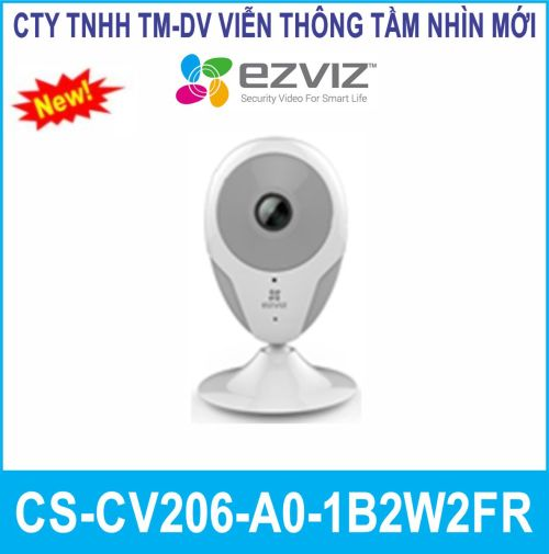 Camera quan sát IP WIFI CS-CV206-A0-1B2W2FR