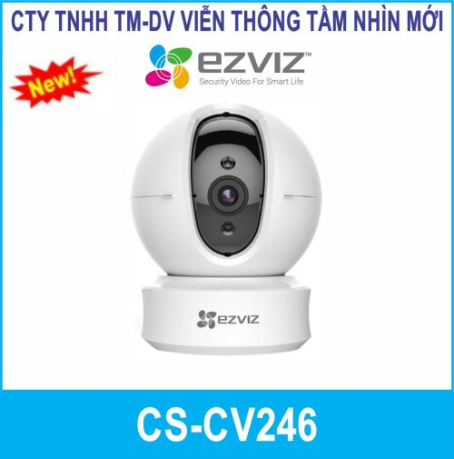 Camera quan sát IP WIFI CS-CV246