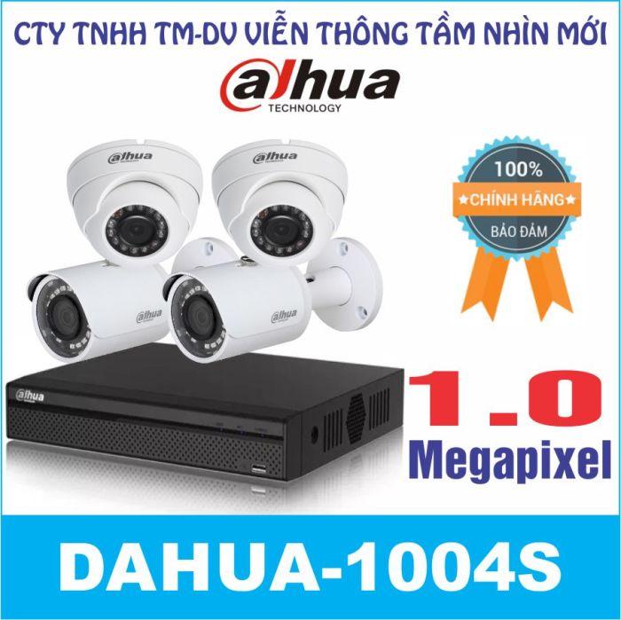 Camera Trọn Gói DAHUA-1004S
